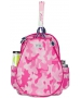 Ame & Lulu Little Love Junior Tennis Backpack (Pink Camo) - Junior Tennis Bags & Backpacks
