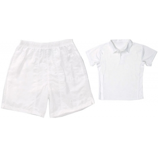 LMT Classic Short Without Drawstring (White)