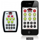 Lobster iPhone Remote Control Assembly and Elite Grand Remote - Lobster Tennis Equipment