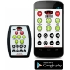 Lobster Android Remote Control Assembly and Elite Grand Remote - Lobster Tennis Equipment