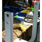 Lobster Tennis Ball Machine Upgrade from Elite to Grand Handle -