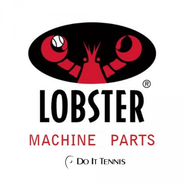 Lobster Tennis Ball Machine Rubber Foot Replacement Part
