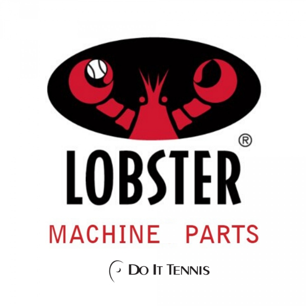 Lobster Tennis Ball Machine Index/Feed Wheel Replacement Part (Portable Machines Only)