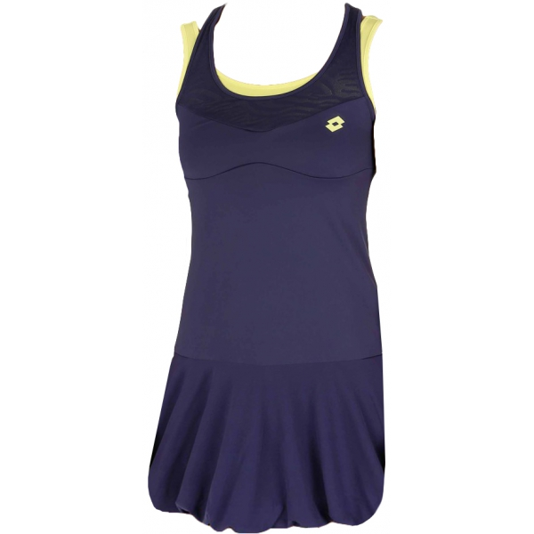 Lotto Women's Nixia Dress (Navy/ Yellow)
