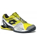 Lotto Men's Raptor Ultra IV (Wht/ Grn) - Lotto Tennis Shoes