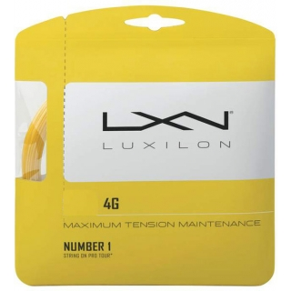 Luxilon 4G 130 16g Tennis String (Set)