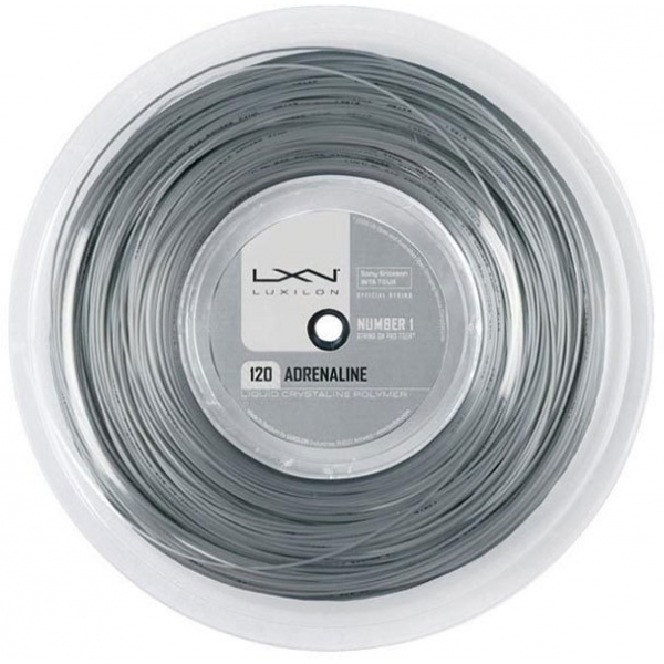 Luxilon Adrenaline 120 17g Tennis String (Reel)