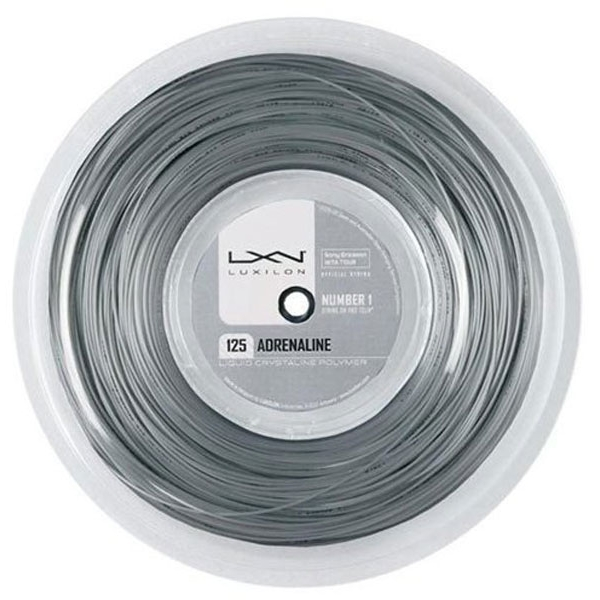 Luxilon Adrenaline 125 16g Tennis String (Reel)