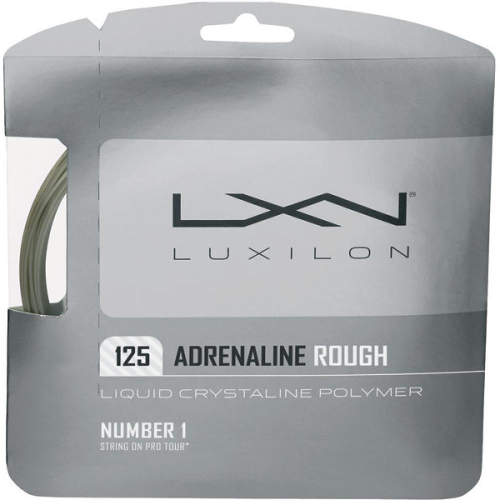 Luxilon Adrenaline 125 Rough 16g (Set)