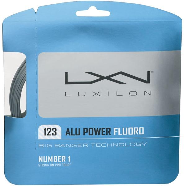 Luxilon ALU Power 123 Fluoro 17g (Set)