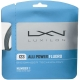Luxilon ALU Power 123 Fluoro 17g (Set) - Luxilon Polyester String