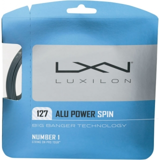 Luxilon ALU Power 127 Spin 16g (Set)