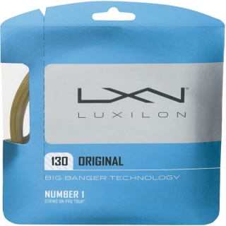 Luxilon Original 130 16g Tennis String (Set)