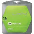 Luxilon Savage Lime 127 16g (Set) - Luxilon Tennis String