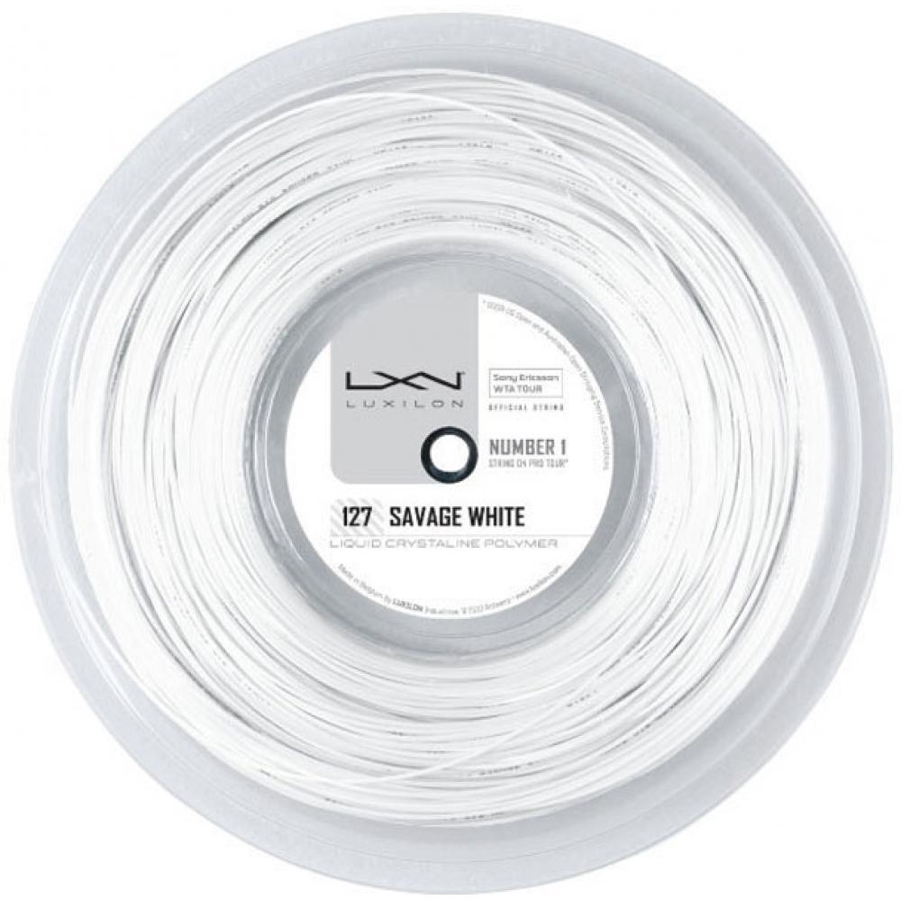 Luxilon Savage White 127 16g (Reel)