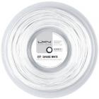 Luxilon Savage White 127 16g (Reel) - Wimbledon White Tennis Racquet Accessories