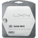 Luxilon Savage White 127 16g (Set) - Luxilon Polyester String