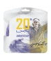 Luxilon ALU Power 125 16g 25-Year Purple Tennis String (Set) - Durability Strings