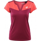 Lotto Women's Natty T-Shirt (Velvet/ Rose) - Lotto Apparel & Shoe Blowout Tennis Apparel