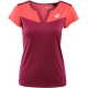 Lotto Women's Natty T-Shirt (Velvet/ Rose) - Lotto Women's Apparel Tennis Apparel