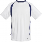 DUC Precise Men's Tennis Crew (Navy) - DUC Men's Tennis T-Shirts & Crew Necks