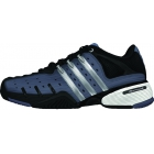 Adidas Barricade V Mens Tennis Shoes (Grey/ Black/ White) - Men's Tennis Shoes