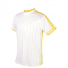 DUC Jailbird Men's Tennis Crew (White/Gold) -