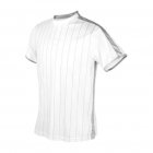DUC Jailbird Men's Tennis Crew (White/Silver) -