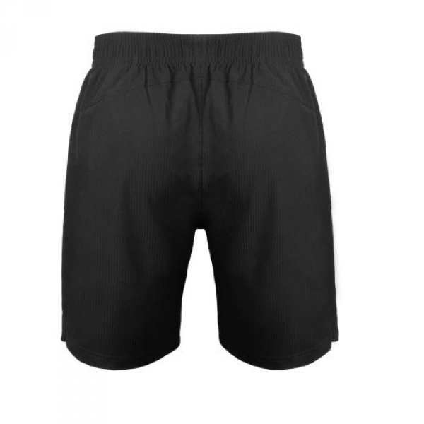 DUC Hunter Men's Tennis Shorts (Black)