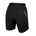 DUC Hunter Men's Tennis Shorts (Black) -