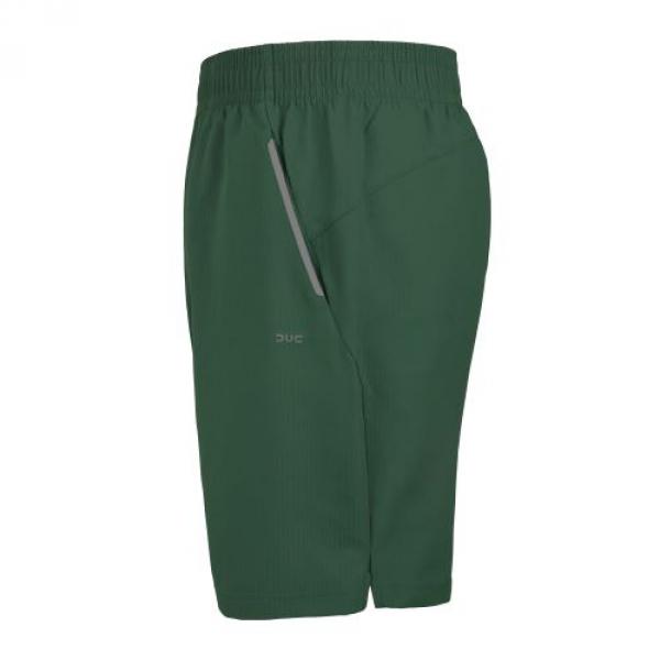 DUC Hunter Men's Tennis Shorts (Pine-Green)