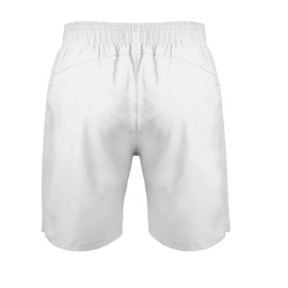 DUC Hunter Men's Tennis Shorts (White)