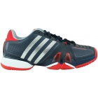 Adidas Barricade 7.0 Novak Mens Tennis Shoes (Red/ Blue/ White) - New Tennis Shoes