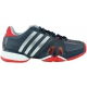Adidas Barricade 7.0 Novak Mens Tennis Shoes (Red/ Blue/ White) - Adidas Tennis Shoes