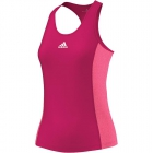Adidas Women's Sequencials Core Tank (Pink) - Adidas Women's Apparel Tennis Apparel