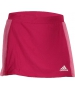 Adidas Sequentials Core Skirt (Pink) - Adidas Women's Apparel Tennis Apparel