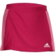 Adidas Sequentials Core Skirt (Pink) - Women's Tennis Apparel