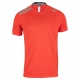 Adidas Men's ClimaChill Tee (Orange) - Adidas Men's Apparel Tennis Apparel
