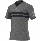 Adidas Andy Murray Barricade ClimaCool Chill Tee (Heather) - Men's Tops T-Shirts & Crew Necks Tennis Apparel