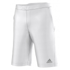 Adidas Andy Murray Barricade Bermuda (White/ Grey) - Adidas Tennis Apparel