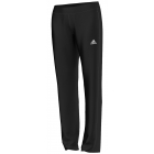 Adidas Sequentials Warm-Up Pant (Black/ White) - Women's Outerwear Warm-Ups Tennis Apparel