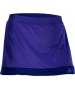 Adidas Women's Galaxy Skirt (Purple) - Adidas Women's Apparel Tennis Apparel