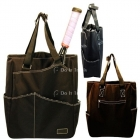 Maggie Mather  Tote (Black) - Maggie Mather Tennis Bags