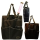 Maggie Mather  Tote (Black) - Maggie Mather Tennis Tennis Bags