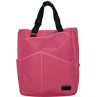 Maggie Mather Tote (Pink) - Tennis Tote Bags