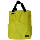 Maggie Mather Tote (Lime) - Tennis Tote Bags
