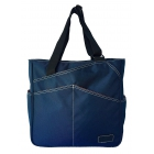 Maggie Mather Pickleball Tote Bag (Navy) - Maggie Mather Pickleball Tote Bags