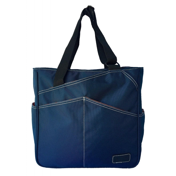 Maggie Mather Pickleball Tote Bag (Navy)