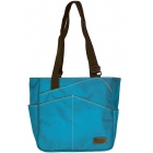Maggie Mather Pickleball Tote Bag (Teal) - Maggie Mather Pickleball Tote Bags