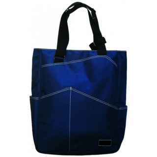 Maggie Mather Tennis Tote (Navy)